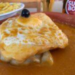 Gastronomía: Francesihna de Oporto