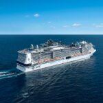 El MSC Grandiosa vuelve a navegar en enero