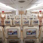 Emirates lanza su nueva clase premium economy