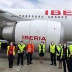 Retos de Iberia en año de pandemia