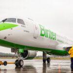 Binter incorpora más aviones Embraer