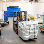 Delta se posiciona como transportista global en el tema de las vacunas