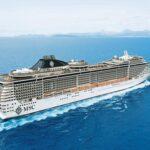 MSC Cruceros envía barcos a Arabia Saudita